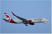 tmb air canada aircraft