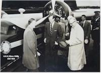 tmb prince philip visit 1954
