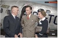tmb tca stewardess 1943