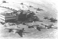 tmb dorval airport 1950