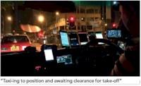 tmb taxi screens