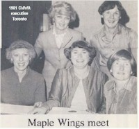 tmb maple wings exec 1981