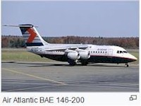 tmb air atlantic aircraft