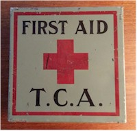 tmb tca first aid box