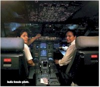 tmb india female pilots