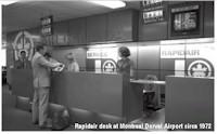 tmb rapidair yul 1972