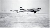 tmb pwa c 46 in front cf hyi and dc3 cf inb in back fox 1957