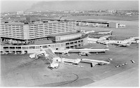 tmb International Airport Toronto 1973