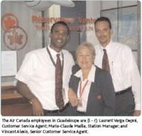 tmb guadeloupe staff