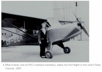 tmb victoria flying club 1947