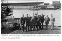 tmb canadian airways inaugural