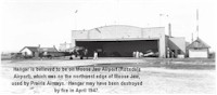tmb prairie airways hangar