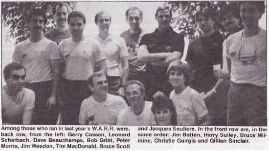 tmb 550 warr 1986 runners