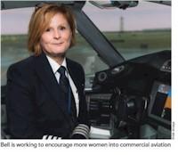tmb ba female pilot