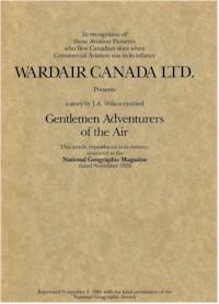 tmb wardair booklet