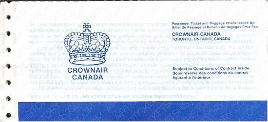 tmb 550 crownair ticket
