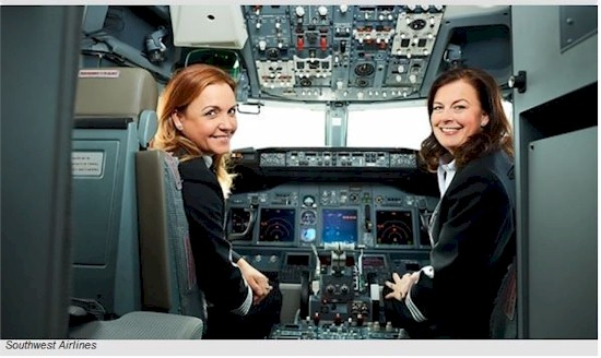 tmb women pilots wanted