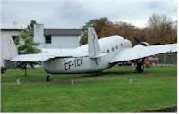 tmb cf tcy at canadian museum of flight