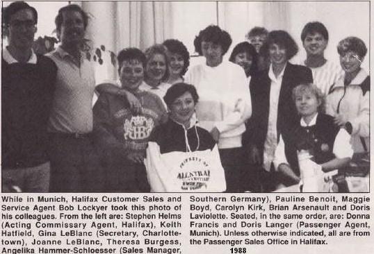 halifax staff