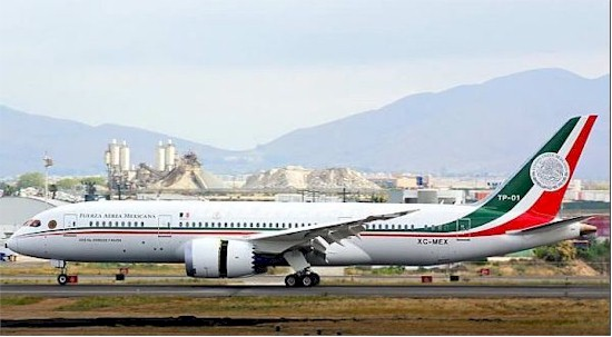 tmb 550 mexican dreamliner