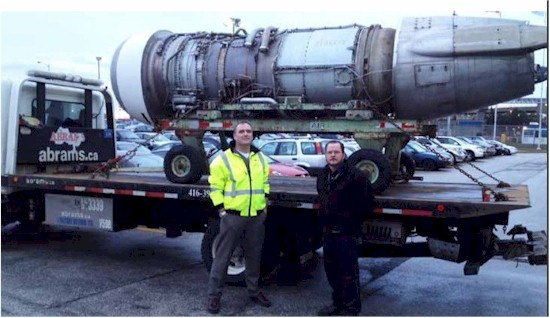 tmb 550 power plant donation