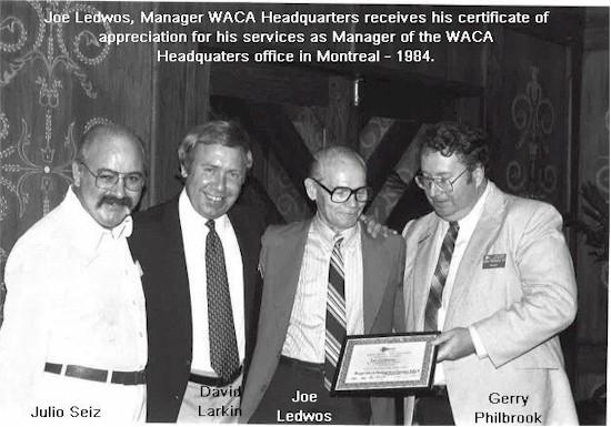 tmb 550 waca joe certificate