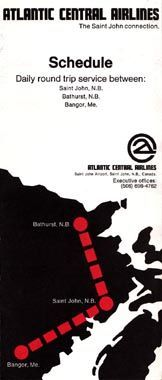1975 atlantic central airlines  timetable 1441