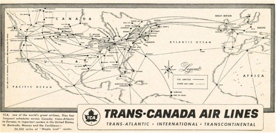 tmb 550 tca routes 1956