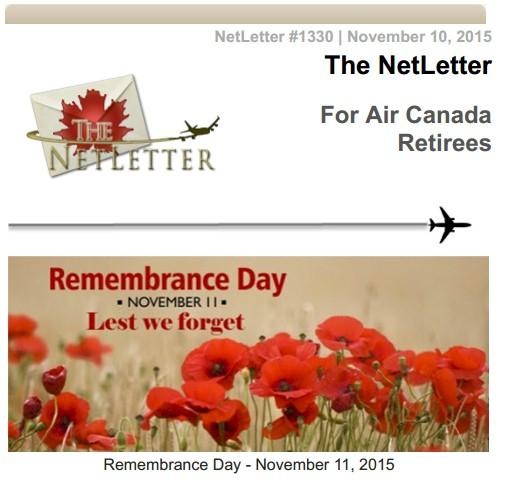 The NetLetter #1330