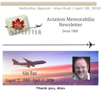 The NetLetter Special Issue dedicated to Alan Rust