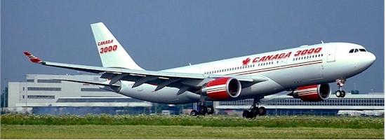 Canada 3000 A330-200