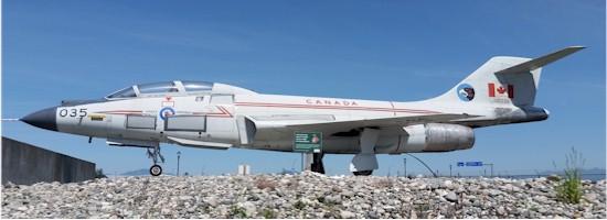 CF-101 035 at YXX