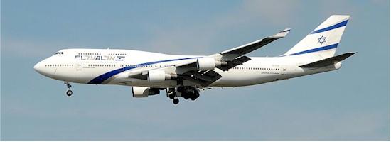 El Al B747