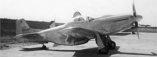 Mustang CF-LOG