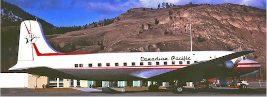 Canadian Pacific Airlines - CF_CUQ